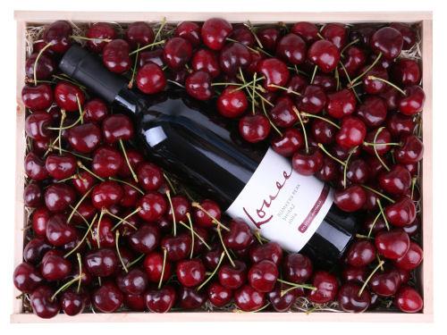 Как из вишен сделать вино